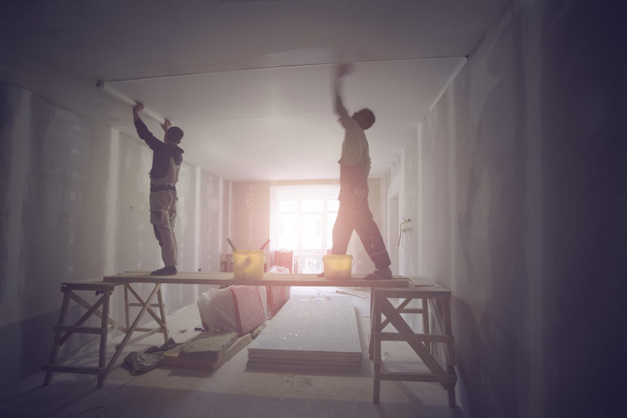 Apartment rennovation